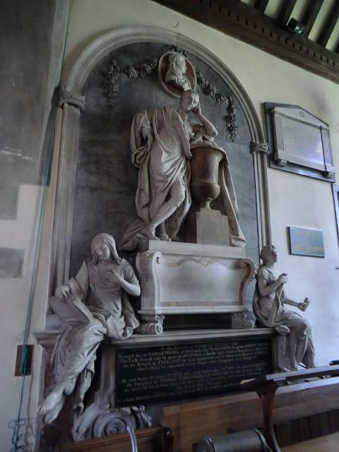 CIMG7468 Memorial, St Bartholomew