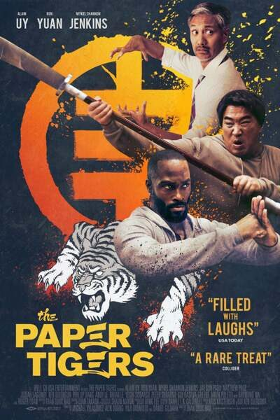 [Movie] The Paper Tigers (2020)