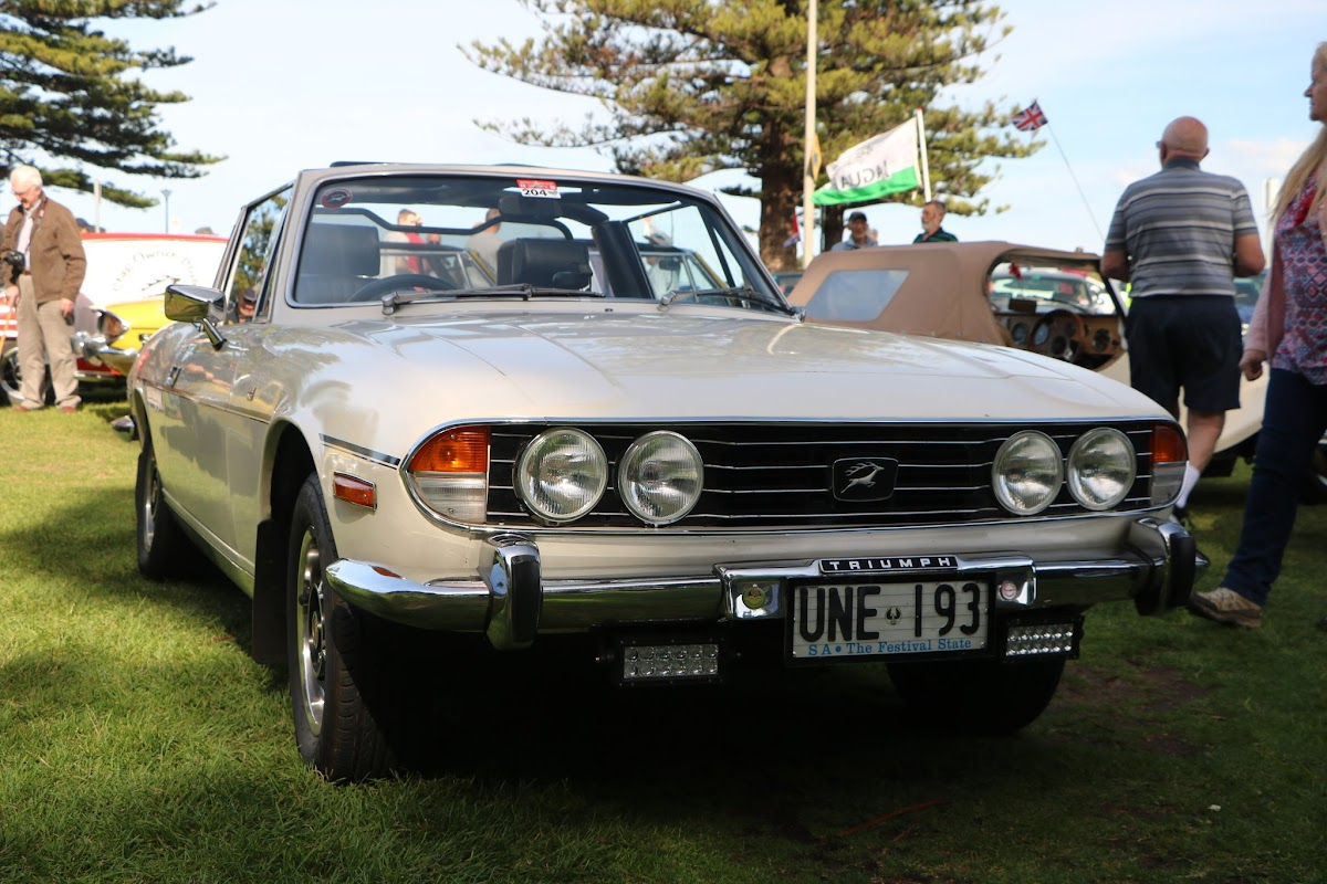 Triumph Stag - British_Classic_Tour_6_May_2018_0083.JPG