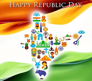 What is the story of Republic Day of India?