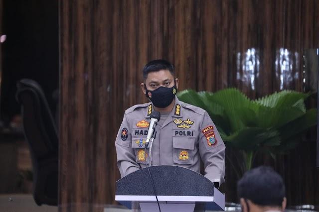 Kapoldasu : Humas Sejajaran Polda  Sumut Harus Jadikan Media Sebagai Mitra Strategis