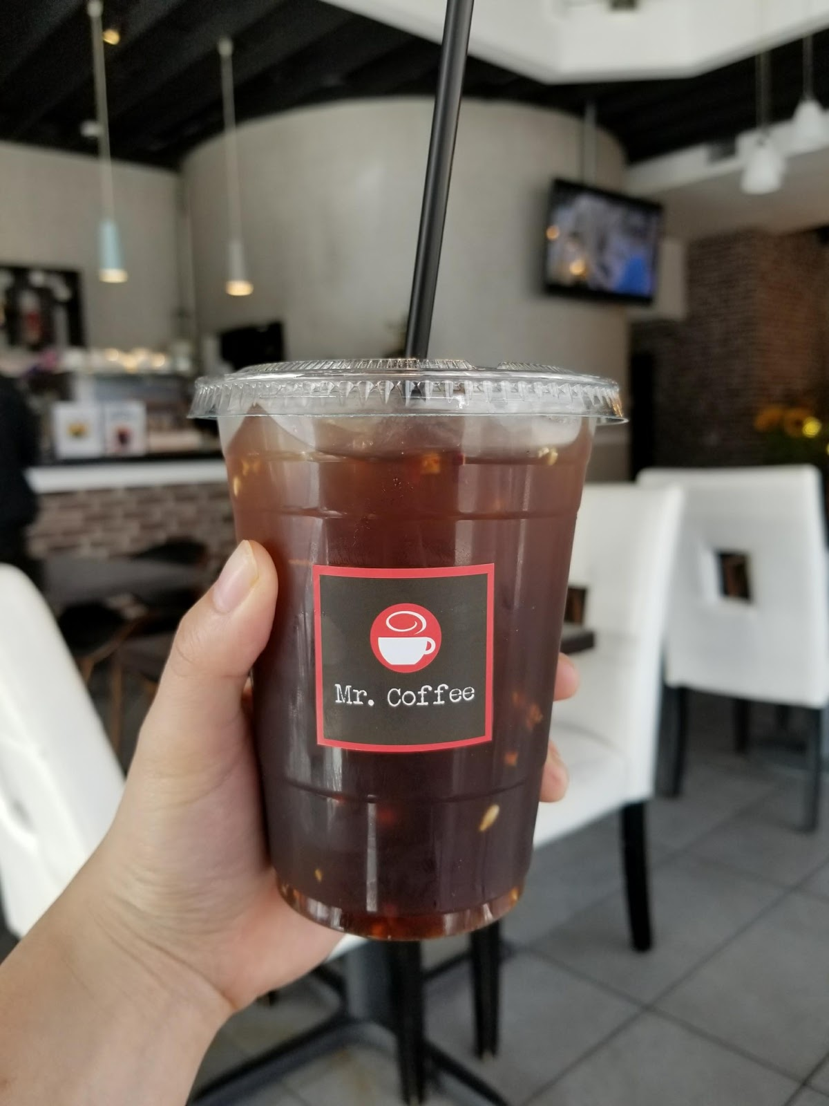 Koreatown los angeles foodie drink tea blogger seattle