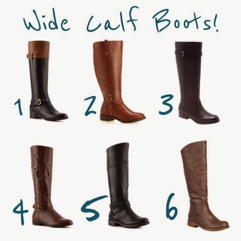 All About Those Boots Dsw Wide Calf Boots Shoes