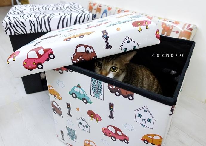 10 isufu舒福家居 寵物窩 收納椅凳