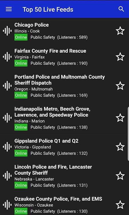 Live Police Scanner – (Android Aplicaciones) — AppAgg