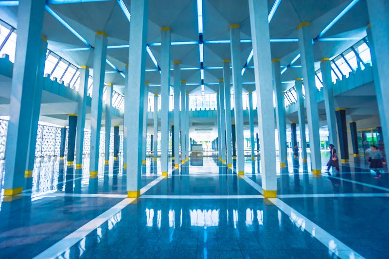 クアラルンプール 国立モスク14