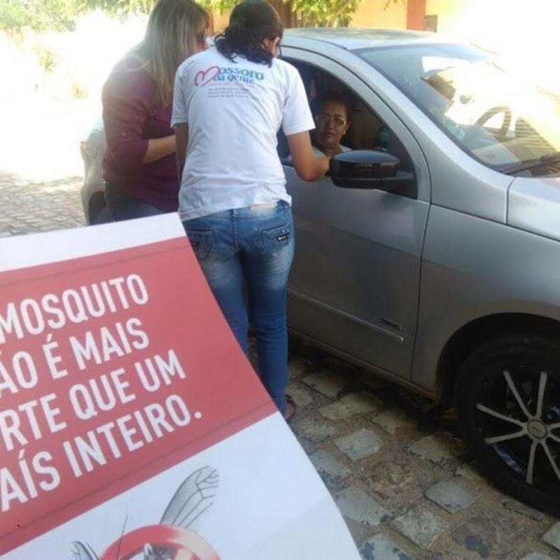 População do Sumaré recebe esclarecimentos sobre Dengue e arboviroses