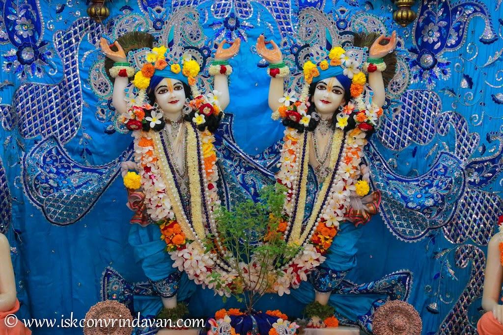 ISKCON Vrindavan Deity Darshan 20 Sep 2016 (6)