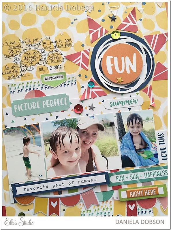 Summer fun close  by Daniela Dobson