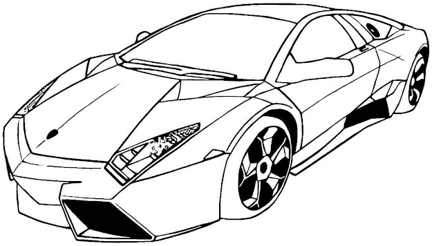 Coloring Of Cars