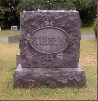 Terry family stone
