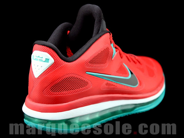 LeBron 9 Low Liverpool Back in the Game After Nike Fixed Errors