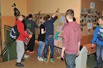 Wystawa prac ręcznych wykonanych przez uczniów kl. II gim.