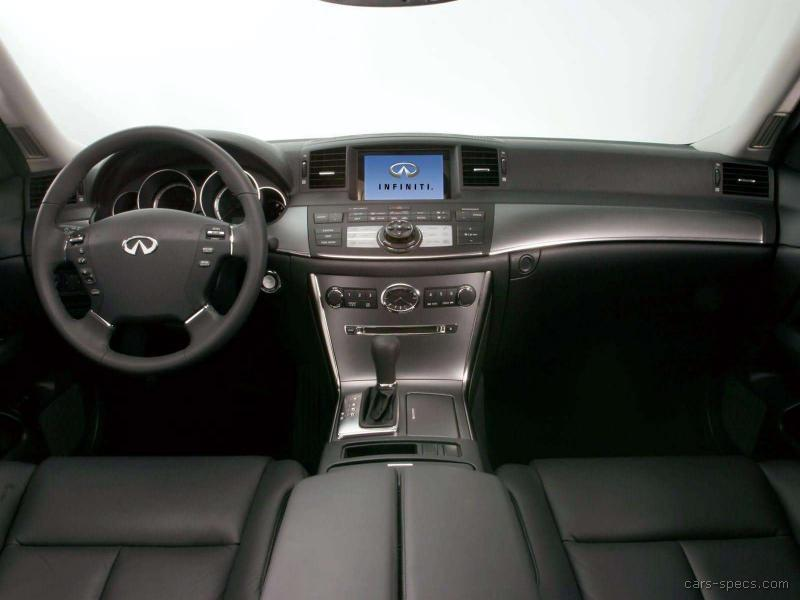 2006 Infiniti M35 Sedan Specifications Pictures Prices