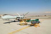 Iran Luncurkan Drone Tempur Terbaru (UCAV) Kaman-22, Mirip MQ -9 Reaper Milik AU AS