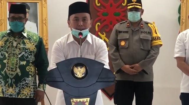 Gubernur Minta Pemkot segera Terapkan PSBB