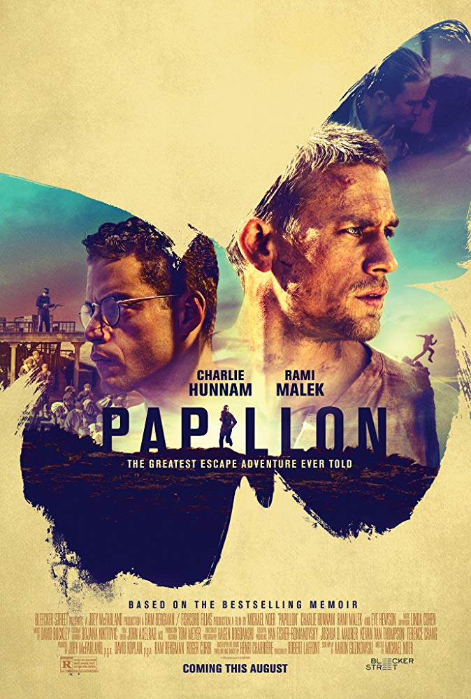 Movie: Papillon (2018)