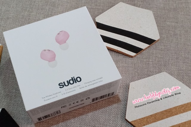 REVIEW AND DISCOUNT CODE–SUDIO NIVÅ, Fun Sounding True Wireless Earphones By SUDIO SWEDEN