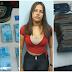 CRIMINOSA DE ALTÍSSIMA PERICULOSIDADE, VULGO 'PEQUENA' É PRESA DURANTE PÓS-OPERATÓRIO DO SILICONE, EM MANAUS