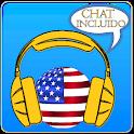 Inglés Norteamericano Gratis icon