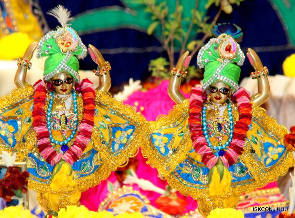 ISKCON Juhu Sringar Deity Darshan 22 Nov 2016 (47)