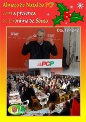 Almoço Natal PCP - 17.12.17