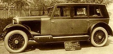 Panhard 1922 X53