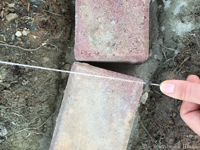 measure bricks
