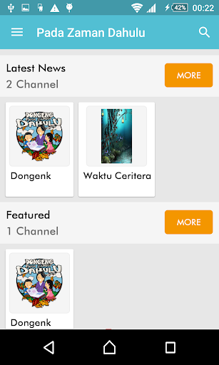 Download Dongeng Pada Zaman Dahulu Google Play Softwares
