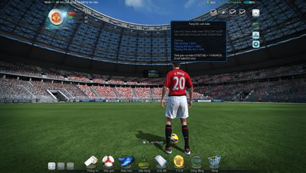 Lời khuyên dành cho các tân thủ FIFA Online 3 2