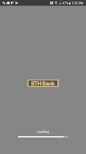 BTH Bank Mobile- screenshot thumbnail