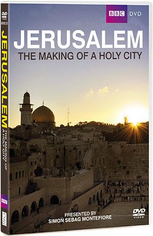 Jerozolima Narodziny ¶wiêtego Miasta / Jerusalem The Making of a Holy City (2011) PL.TVRip.XviD / Lektor PL