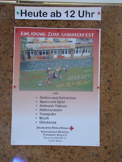 Sommerfest 2011 - 02 - Das Fest