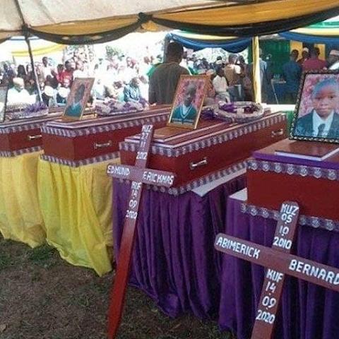 Serikali Yatoa 250,000 Kwa Familia Zilizofiwa Katika Ajali ya Moto