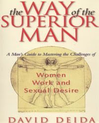 Cover of David Deida's Book The Way Of The Superior Man