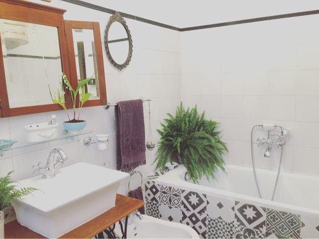 Vita da Fata Ignorante : La sala da bagno
