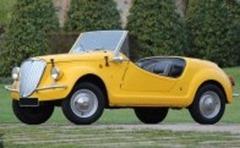 105 Fiat 500 Gamine