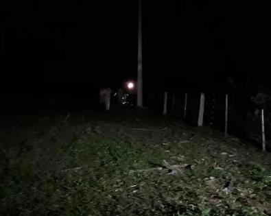 eletrocutado em Tangará