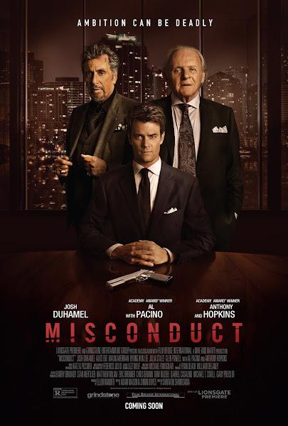 Misconduct - Tội Ác Tham Nhũng