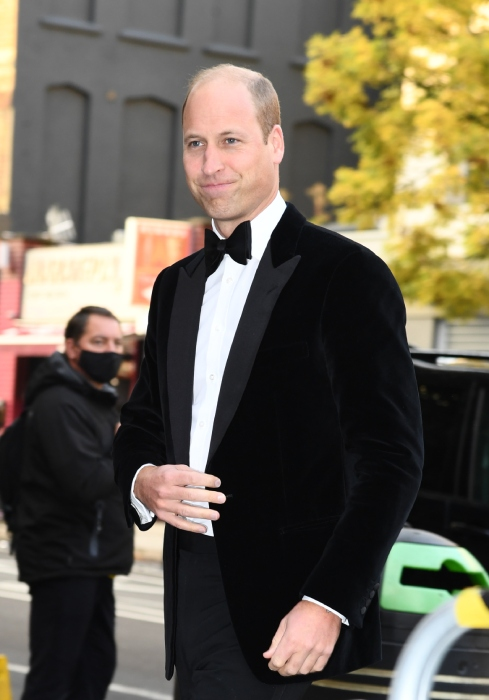Prince William praises Emergency Service Workers at Emotional Awards Ceremony