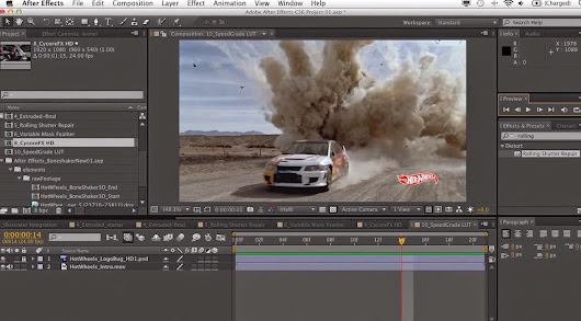 Adobe After Effects CS6 Full Version Free Download for Windows
