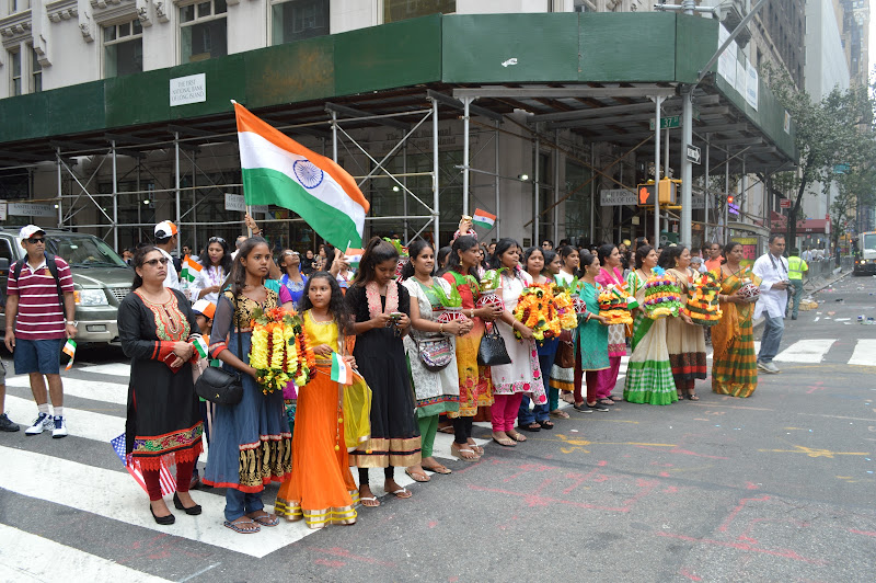 Telangana State Float at India Day Parade NY 2015 - DSC_0571.JPG