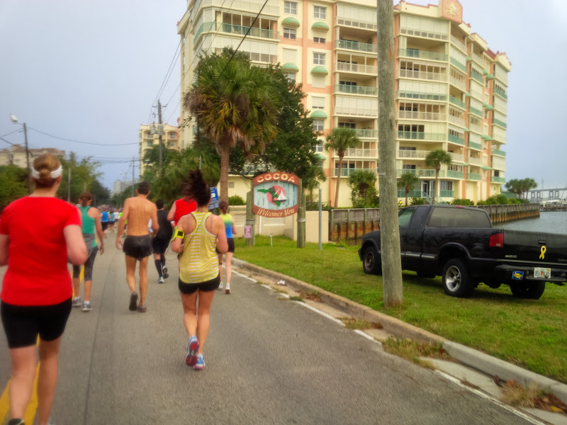 Space Coast Half Marathon