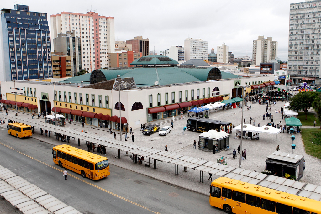 Curitiba em maio