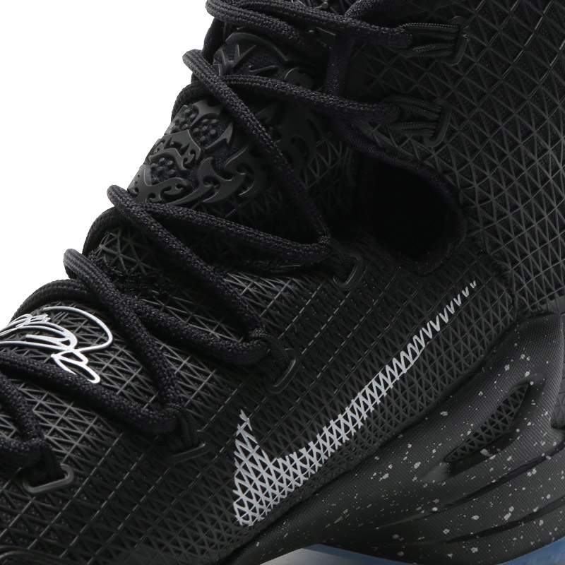 huge selection of e250a 02601 ... Get Up Close amp Personal with LeBron 13 Elite Black