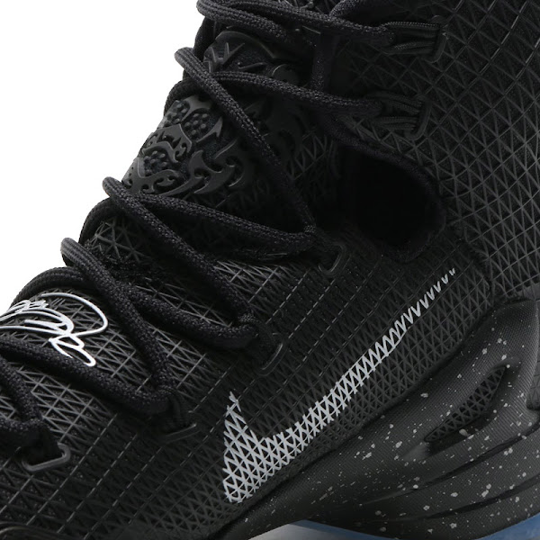 Get Up Close amp Personal with LeBron 13 Elite Black