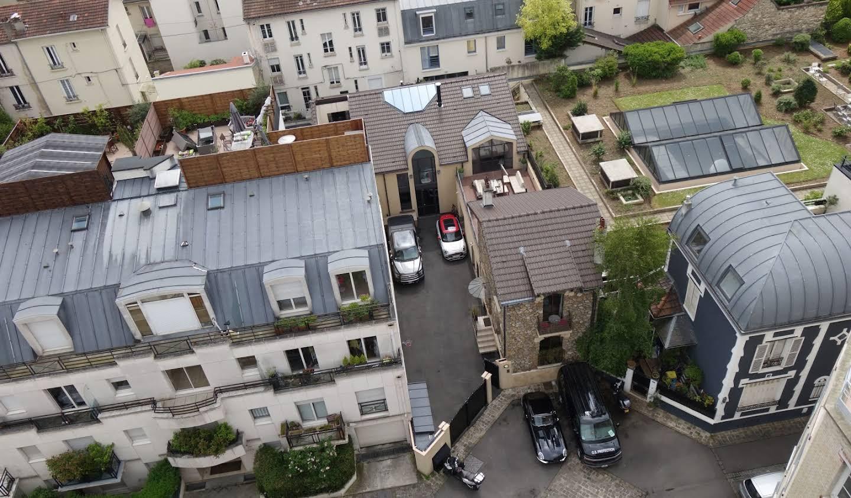 Maison avec piscine et terrasse Boulogne-Billancourt