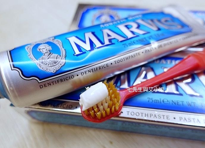 10 Marvis 好市多購物 義大利牙膏 牙膏界愛馬仕