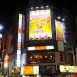 shibuya nightlife in Shibuya, Tokyo, Japan