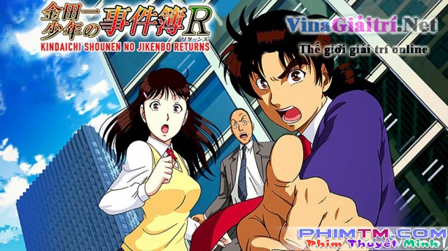 Xem Phim Thám Tử Học Đường Kindaichi Trở Lại 2 - Kindaichi Shounen No Jikenbo Returns 2nd Season - phimtm.com - Ảnh 1